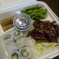 Photo taken at Samurai Sushi by Kym W. on 2/19/2012