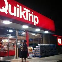 Photo taken at QuikTrip by DallasBUBear on 4/22/2011