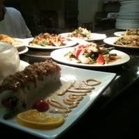 Photo taken at Cilantro Thai & Sushi by Thitikorn S. on 3/29/2011