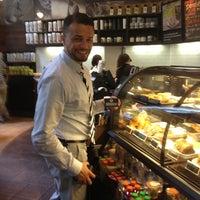 Photo taken at Starbucks by Maribel C. on 6/22/2012