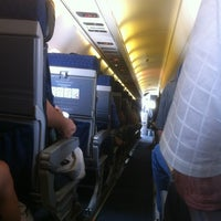 Photo taken at Gate B12 by Bill on 7/5/2012