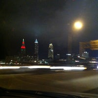 Photo taken at A Piece Of Cleveland by Trisha J. on 12/22/2011