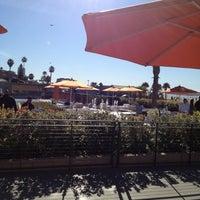 Photo taken at Annenberg Community Beach House by Moriah Z. on 2/4/2012