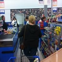 Photo taken at Walmart Supercenter by Derreck C. on 3/15/2012