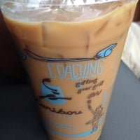 Photo taken at Caribou Coffee by Allison T. on 6/28/2012