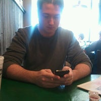 Photo taken at Wingstop by Reia A. on 10/2/2011
