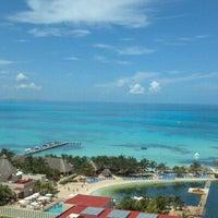 Photo taken at Dreams Cancun Resort & Spa by Daniel B. on 9/23/2011