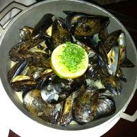 Photo taken at La Carafe by MoMo C. on 1/11/2012