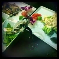 Photo taken at Blu Sushi by Courtney S. on 9/20/2011