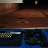 Photo taken at Dominion Shooting Range by Curtis L. on 2/22/2012