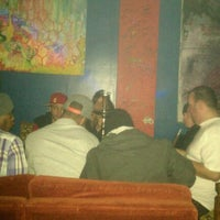 Photo taken at Downtown Hookah Lounge by Anthony K. on 11/19/2011