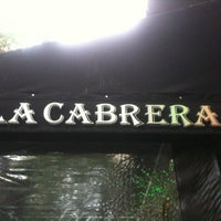 Photo taken at La Cabrera by Ellen G. on 1/5/2011
