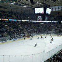 Photo taken at Ralph Engelstad Arena by Chester B. on 1/16/2011