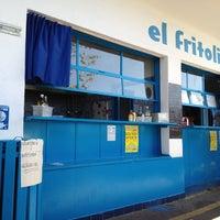 Photo taken at El Fritolin by Silvia M. on 8/8/2012