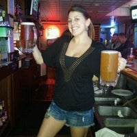 Photo taken at All Sports Sports Bar by Tara H. on 10/8/2011