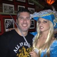 Photo taken at Dicey Riley's Irish Pub Bar by Danielle E. on 10/29/2011