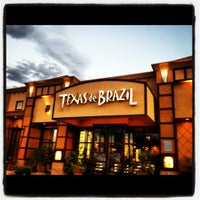 Texas de Brazil is a good steakhouse and I really like the salad bar. It is very expensive but It is very expensive but similar for higher end all you can eat buffet style restuarants in Vegas/5().