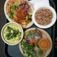 Photo taken at Thai Vegan by Jinny C. on 7/21/2012