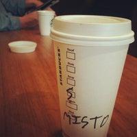 Photo taken at Starbucks by David K. on 2/19/2012