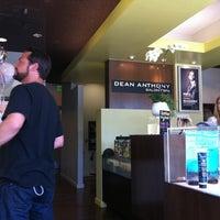 Photo taken at Dean Anthony Salon+Spa by Ken K. on 4/16/2011