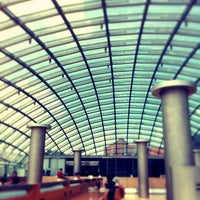 Photo taken at Joe and Rika Mansueto Library by Aasil A. on 7/15/2012
