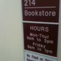 Photo taken at Johnson University Bookstore by Logan E. on 8/31/2011