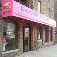 Photo taken at Bayonne Bakery & Cafe by The Official Khalis on 2/23/2012