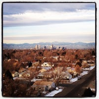 Photo taken at Renaissance Denver Stapleton Hotel by Colin M. on 1/28/2012