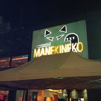 Photo taken at Manekineko by Pedro S. on 7/22/2012
