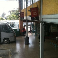 Photo taken at Terminal de Buses Curicó by Diego Alonso V. on 10/16/2011