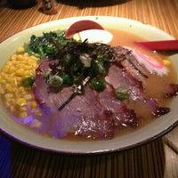 Photo taken at Tokyo Joe Ramen Okawari by Jeanette Y. on 3/6/2012