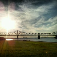 Photo taken at Waterfront Park by Madison E. on 8/3/2012