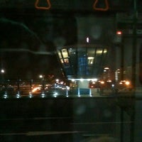 Photo taken at Jamsil Bridge by ji young y. on 1/16/2011