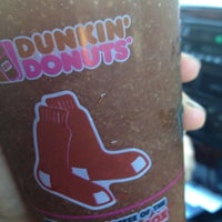 Photo taken at Dunkin' Donuts by danielle g. on 7/5/2012
