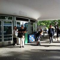 Photo taken at Bellevueplatz by Cyberntz on 8/15/2011