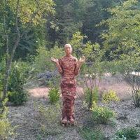 Photo taken at North Carolina Botanical Gardens by Lauren P. on 9/27/2011