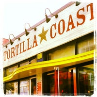 Photo taken at Tortilla Coast by Amy K. on 5/1/2012