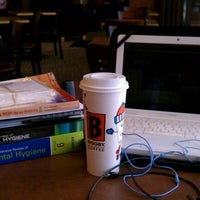 Photo taken at Biggby Coffee by Tiffany I. on 1/2/2012