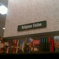 Photo taken at Barnes & Noble by Alexander C. on 1/10/2012