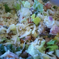 Photo taken at Chipotle Mexican Grill by Sarah L. on 12/31/2011
