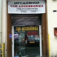 Photo taken at MyCarShop Car Accessories by Su Heng K. on 1/23/2011