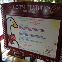Photo taken at Goose Feathers by Mark W. on 5/5/2012