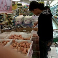 Photo taken at Giant Hypermarket by Ratih J. on 3/28/2012