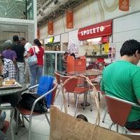 Photo taken at Jacareí Shopping Center by Fabio B. on 12/31/2011