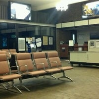Photo taken at Houghton County Memorial Airport (CMX) by Elizabeth M. on 6/24/2012