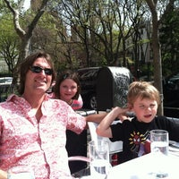 Photo taken at Empire Diner by Kate C. on 4/14/2012