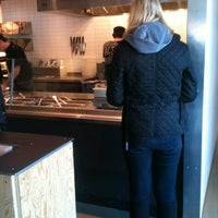Photo taken at Chipotle Mexican Grill by Kylene on 2/28/2012