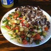 Photo taken at Moody's Falafel Palace by Dabble22 on 5/7/2011