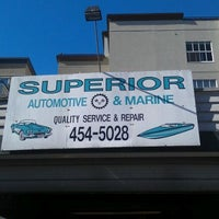 Photo taken at Superior Automotive by Bryan B. on 9/29/2011