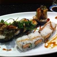 Photo taken at Symphony Sushi by Amanda B. on 10/23/2011